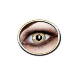 Epic Armoury lentilles de contact de couleur jaune