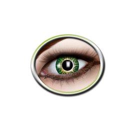 Epic Armoury a contatto colorate lensens giallo e verde