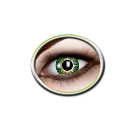 Epic Armoury Coloured contact lensens yellow and green