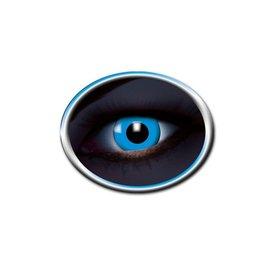 Epic Armoury Farbige Kontaktlinsen UV blauw