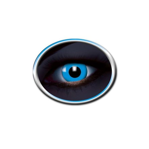 Epic Armoury Coloured contact lenses UV blauw