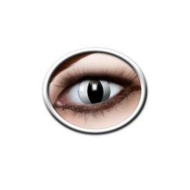 Epic Armoury Kontaktlinser svart katt