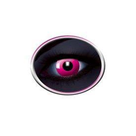 Epic Armoury Kolorowe soczewki kontaktowe UV fioletowy