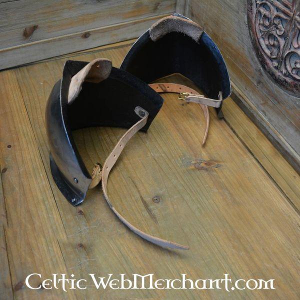 Marshal Historical Middeleeuwse kniebeschermers