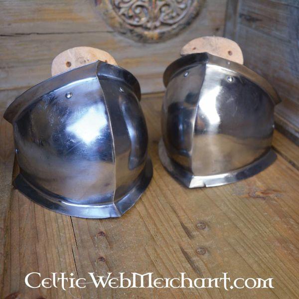 Marshal Historical Medieval knee cops