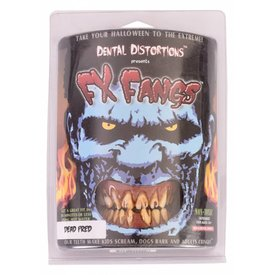 Epic Armoury Set of teeth dead Fred