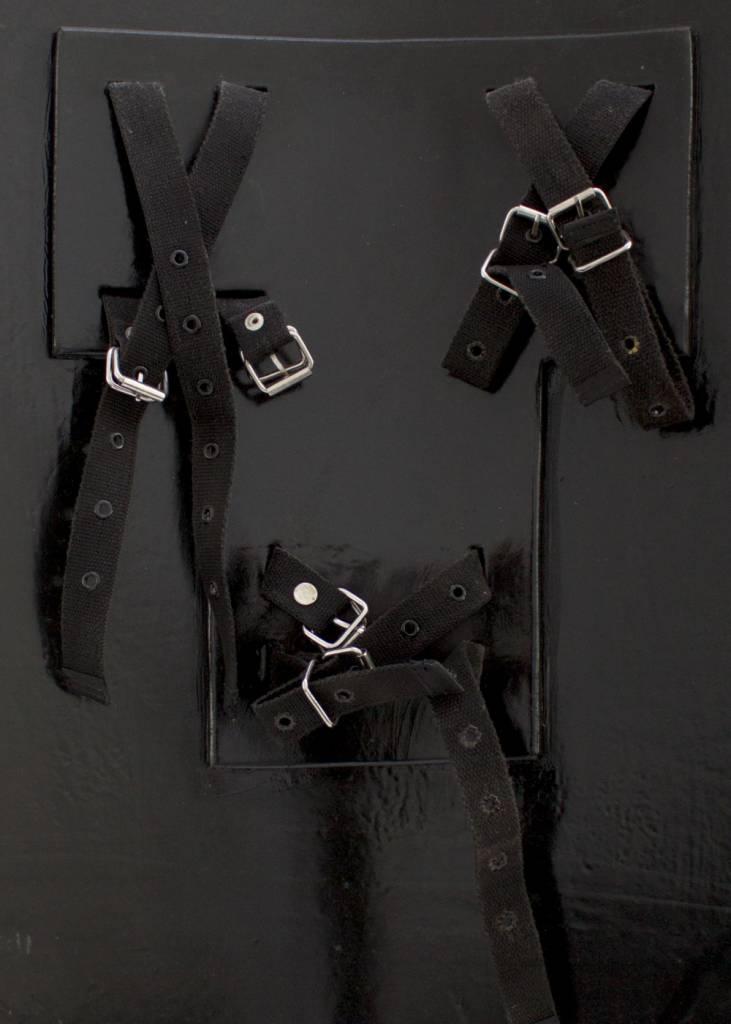 GRV aquilone scudo nero
