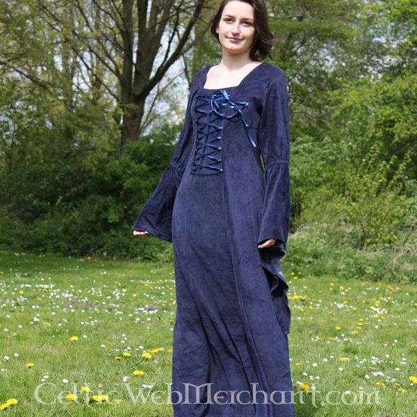 Dress Aline blue