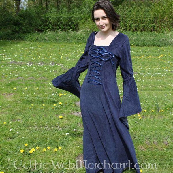Aline strój niebieski