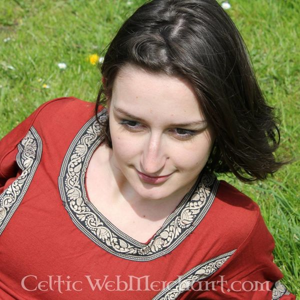 Sukienka Cleena czerwony