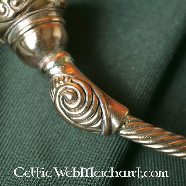 Celtic torque Brigantes