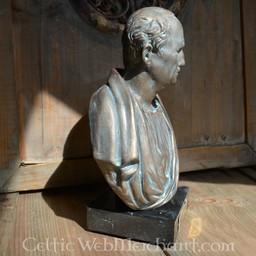 Bronzed byst Cicero