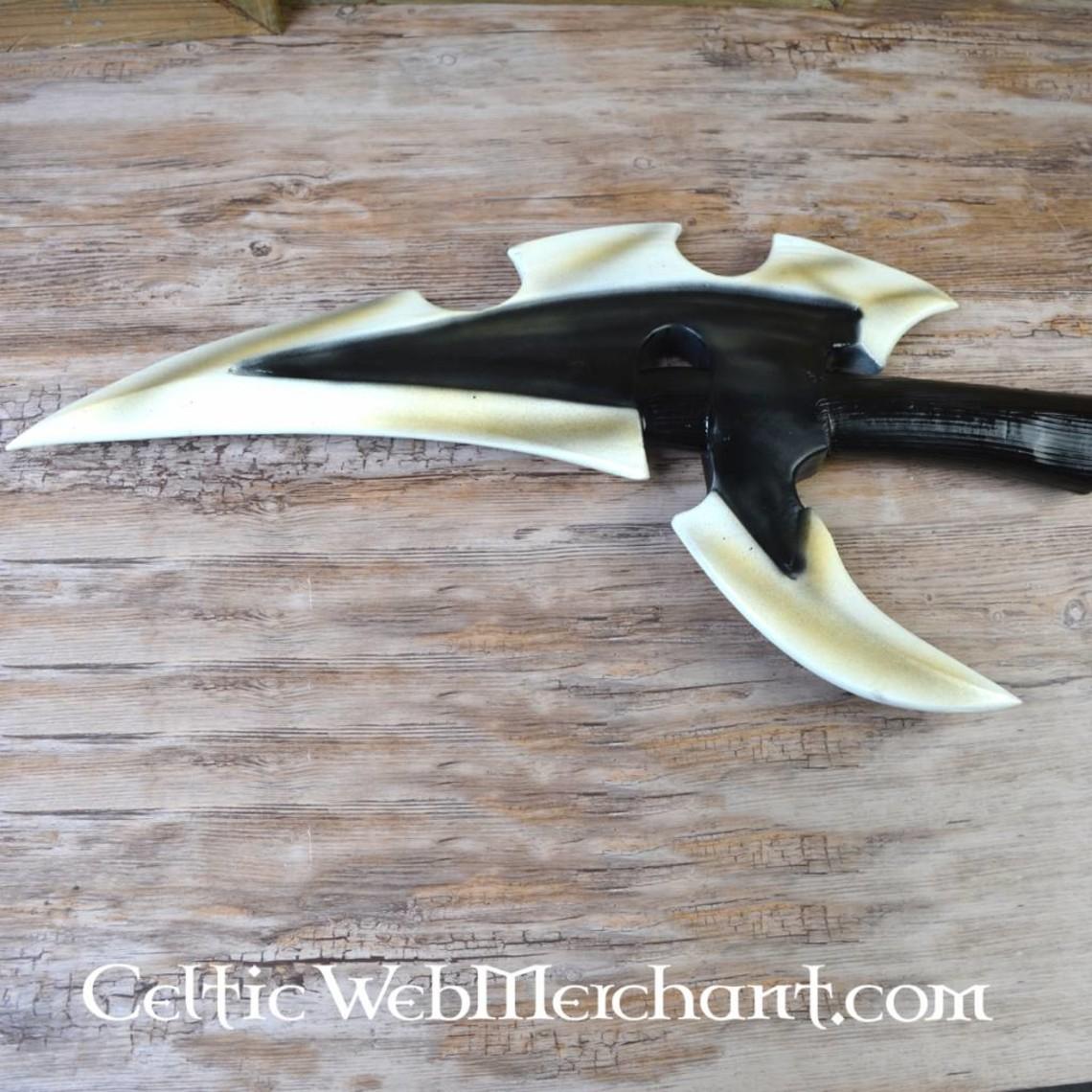Epic Armoury Elfos Oscuros martillo de guerra, espuma, un arma LARP