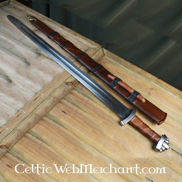 Deepeeka Vikingens sværd fra det 10. århundrede (kamp-klar)