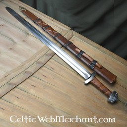 Spada vichinga del 10 ° secolo (pronta alla battaglia)