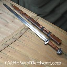 Wikingerschwert aus dem 10. Jahrhundert (kampfbereit)