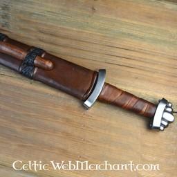 Miecz Wikingów z X wieku (gotowy do walki)