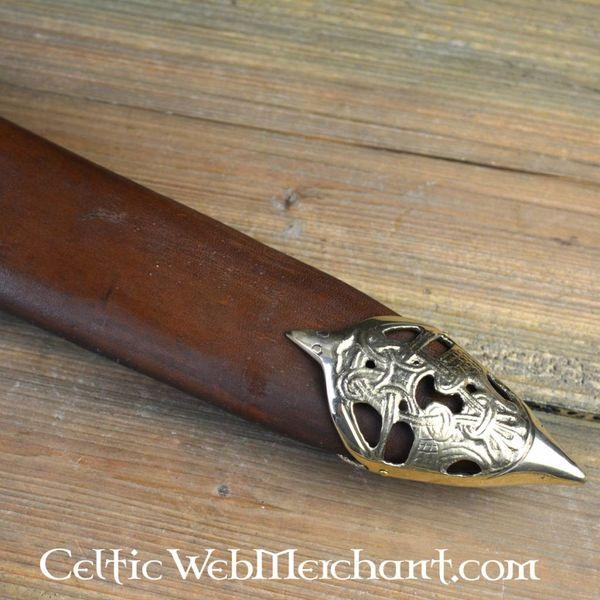 Deepeeka Epée viking du 10ème siècle (prête au combat)
