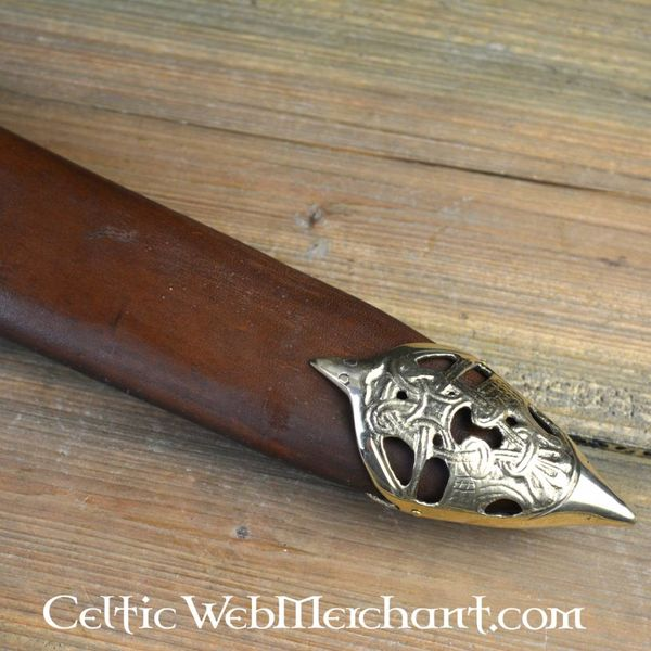 Deepeeka Miecz Wikingów z X wieku (gotowy do walki)