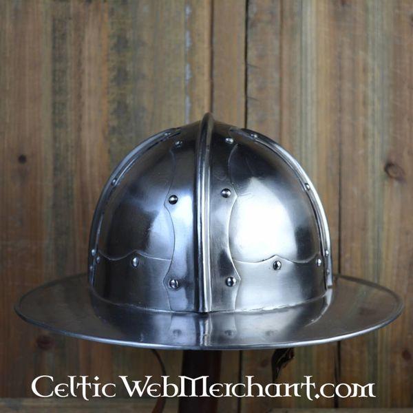 Deepeeka cappello di ferro italiano 1460