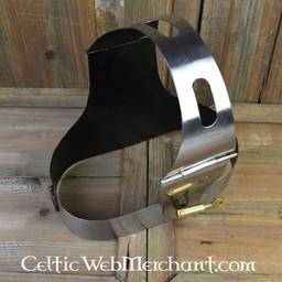 Chastity belt with lock