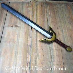 RFB Sword z Winged Guard, Miecz LARP