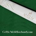 Katana witte draak