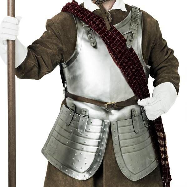 Marshal Historical pikemen brystplade