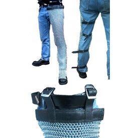 Łańcuch elektronicznej osłony nóg ocynkowana, 9 mm