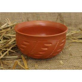 Romeinse kom met graanmotieven (terra sigillata)