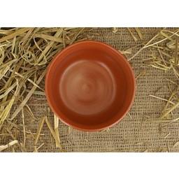 Ciotola romana con motivo grano (terra sigillata)