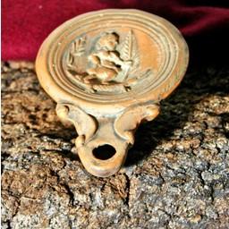 Römische Öllampe Cleopatra
