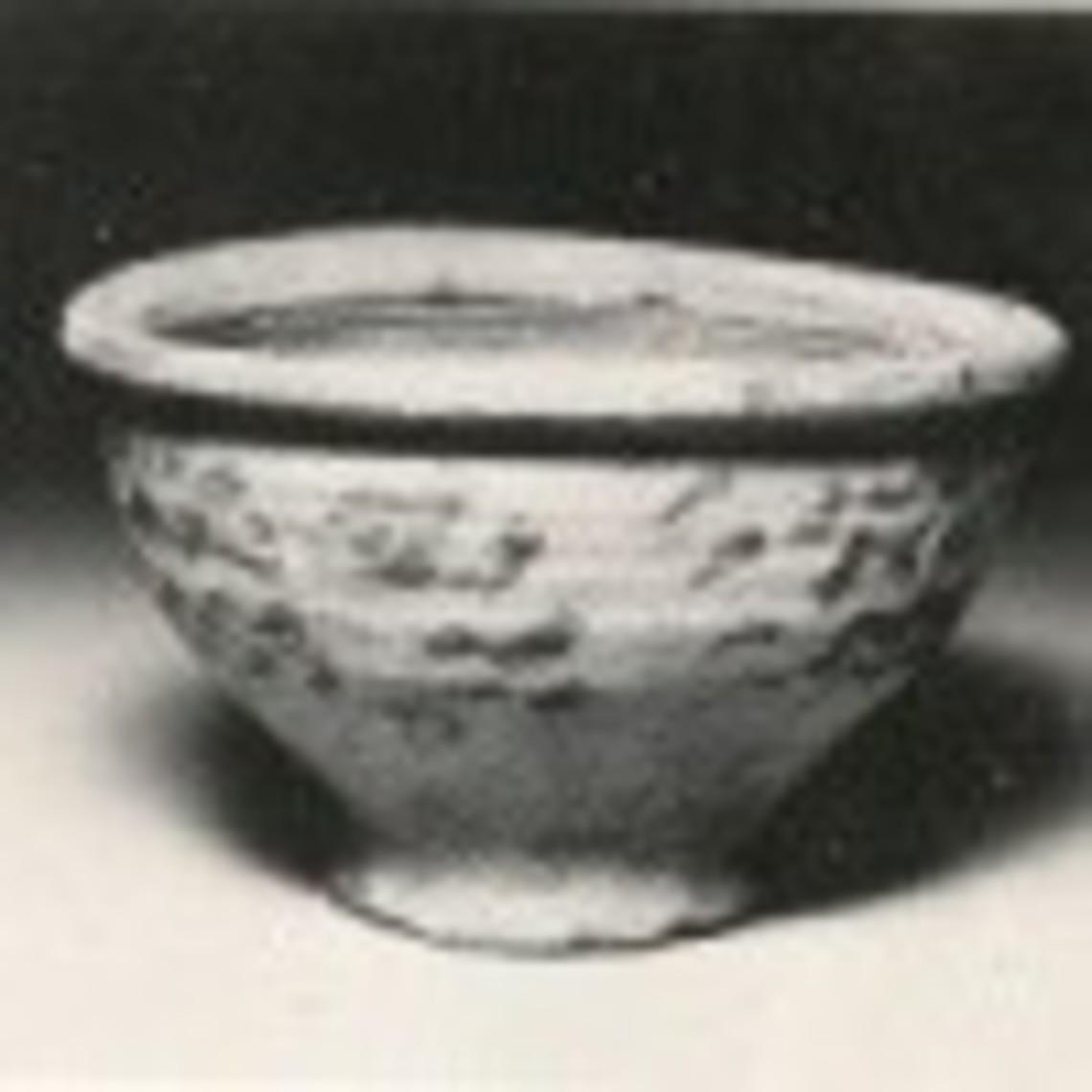 Wczesnośredniowieczny miska Pingsdorf