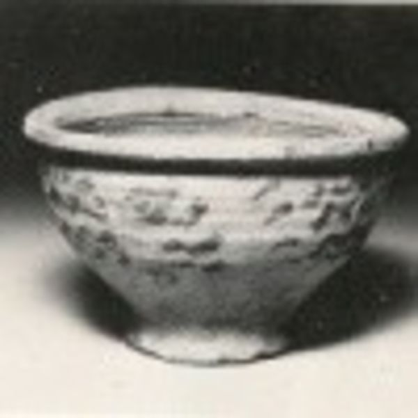 Early medieval bowl Pingsdorf
