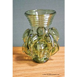 English glass, Migration period