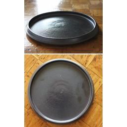 mittelalterliche Platte