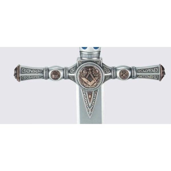 Freemason sword