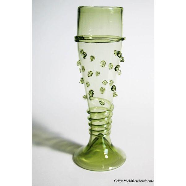 Boheems glas, 14de eeuw