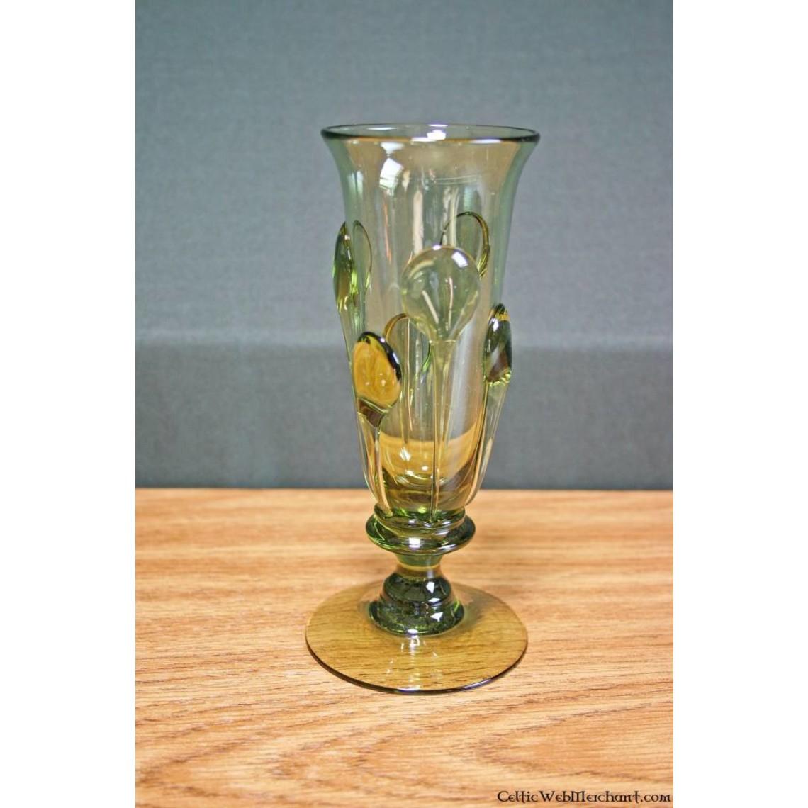Cristal medieval, s. XIV-XV.