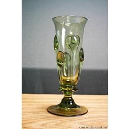 Middeleeuws glas, 14e-15e eeuw
