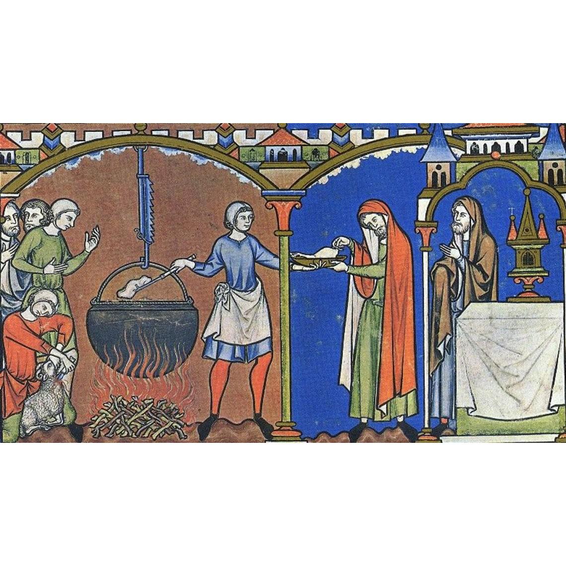 Deepeeka Bouilloire médiévale
