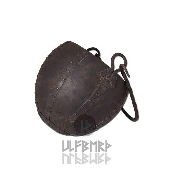 Ulfberth Caldero alto medieval, 10 litros