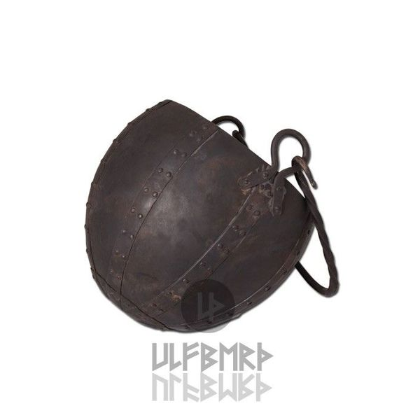 Ulfberth Early medieval cauldron, 10 litres