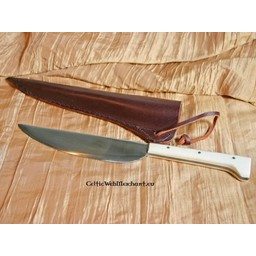 Senmedeltida kniv