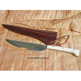 Sent middelalderlige kniv