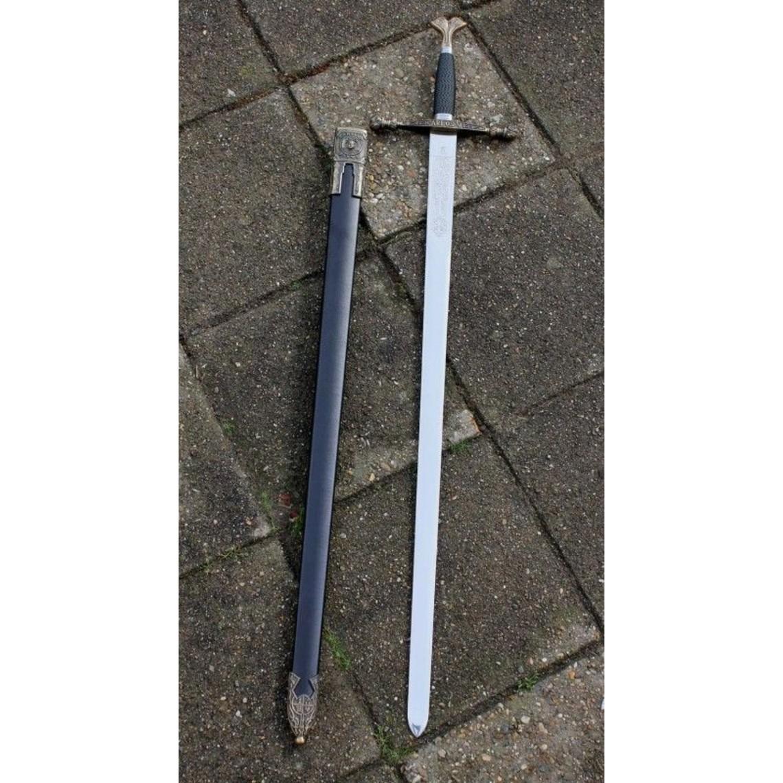 Marto Karel de 5de zwaard