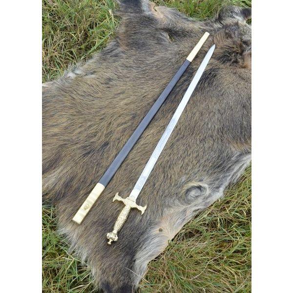 Deepeeka Ceremoniel sværd, guld