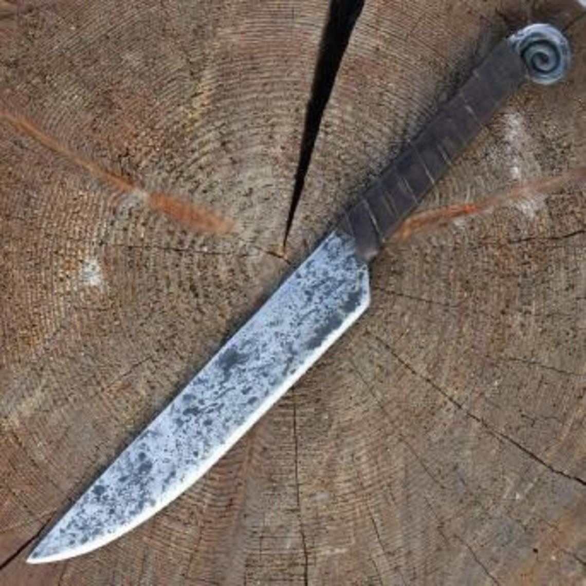 Cuchillo Lugdunium Celta La Tène