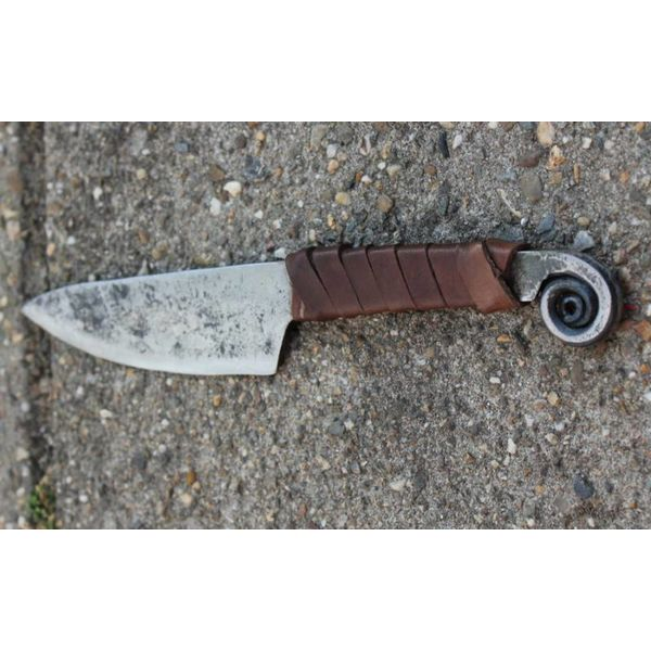 Couteau celtique Lugdunium, période de La Tène