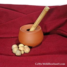 Gallnuts de tinta (80 gramas)